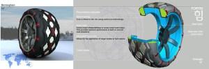 Detalle pneumaticos Kumho Fortis