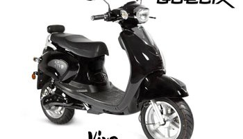 Goelix Viva, scooter eléctrico subvencionado por el plan Movele