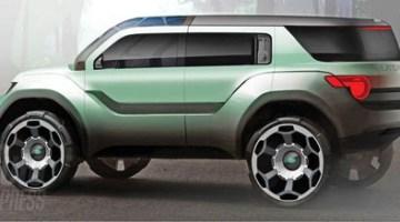 Land Rover Defender Hybrid, concepto híbrido