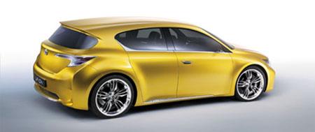 Prototipo Lexus