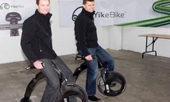 YikeBike, la bicicleta eléctrica plegable
