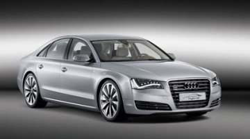 Audi a8 híbrido