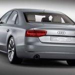 Culo del Audi A8 Híbrido