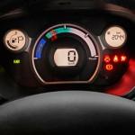 panel del Peugeot iOn
