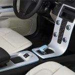 imagen del interior del Volvo c30 electrico