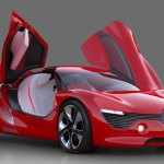 imagen frobtal ampliada del Renault DeZir