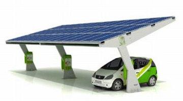 Abast Energía Natural lanza ParkGreen, parking solar