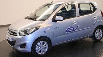Hyundai BlueOn, el primer coche eléctrico surcoreano