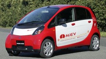 Mitsubishi confirma el lanzamiento del i-MiEV en diciembre