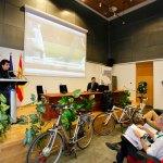 imagen grande de la presentación de TranszX en el Festibike de Madrid