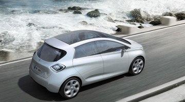 Renault Zoe a la venta en 2012