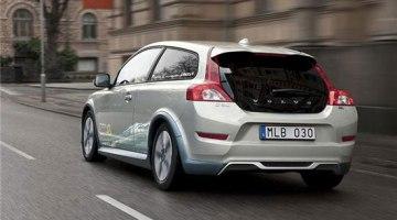 El Volvo C30 eléctrico aprecerá en el mercado este otoño