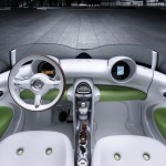 imagen del interior del Smart Forspeed