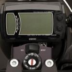 detalle del display de mandos en la Zero XU