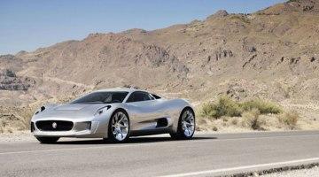 Jaguar producirá 250 unidades del espectacular Jaguar C-X75