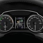 imágen del sistema MMI navegación plus del Audi Q5 Hybrid quattro
