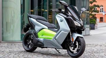 BMW C Evolution: Precio, autonomía y fotos
