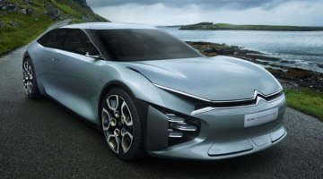 Citroën presentará su prototipo híbrido CXperience en el Salón de París