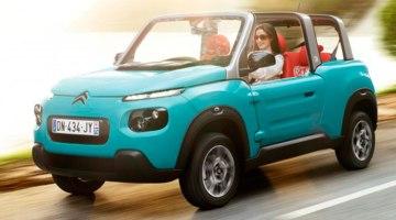 Citroën E-Mehari: Todas las versiones, autonomía, precios y fotos