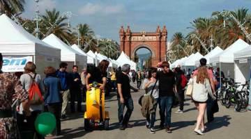 Barcelona vuelve a enchufarse con el Expoeléctric 2016
