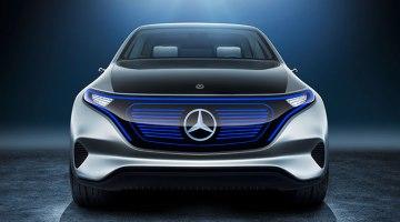 Mercedes-Benz EQ: Nueva generación de coches eléctricos de Mercedes