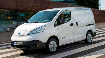Nissan e-NV200: Todas las versiones, autonomía, precios y fotos