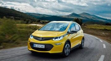 El Opel Ampera-e tendrá una autonomía media de más de 300 km