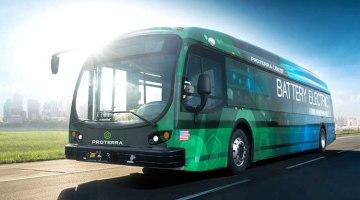 Proterra Catalyst E2: El autobús eléctrico que supera la autonomía de Tesla
