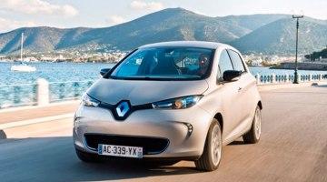 El Renault Zoe estaría preparado para llegar hasta los 350 km de autonomía