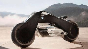 Motorrad Vision Next 100: Así ven las motos del futuro en BMW