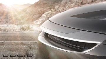 Lucid Motors muestra las primeras imágenes de su berlina premium