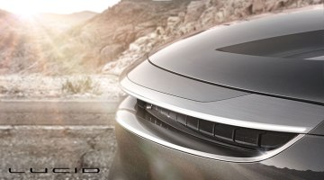 Berlina premium Lucid Motors