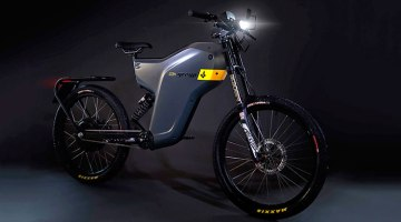 Greyp G12H: Una bici eléctrica con más autonomía que algunos coches eléctricos
