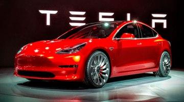 Tesla model 3 reservado hasta 2018