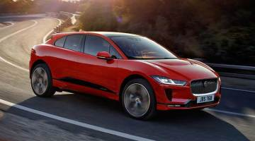 Jaguar I-Pace Coche del Año en el Mundo 2019