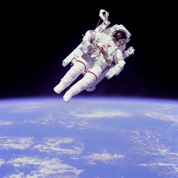 Los astronautas temen la presion