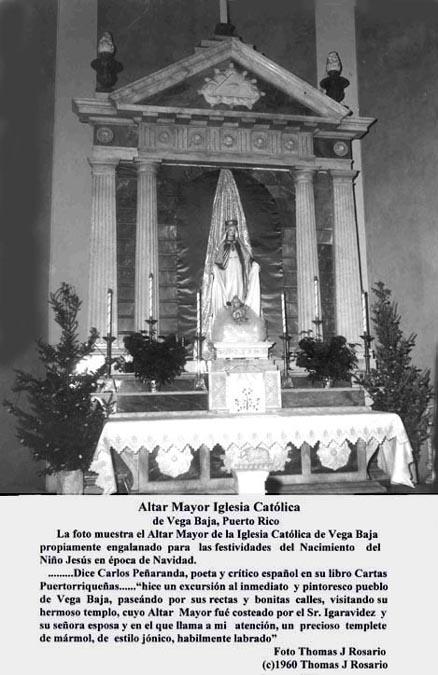 022-0 Altar Iglesia Cat. 1965