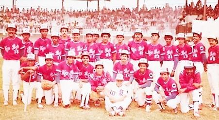 EQUIPO AA 1978