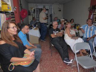 EDGAR FREYTES CLASE ABRIL 12 2017 VIAJE EDGARDO Y JORGE A COLOMBIA
