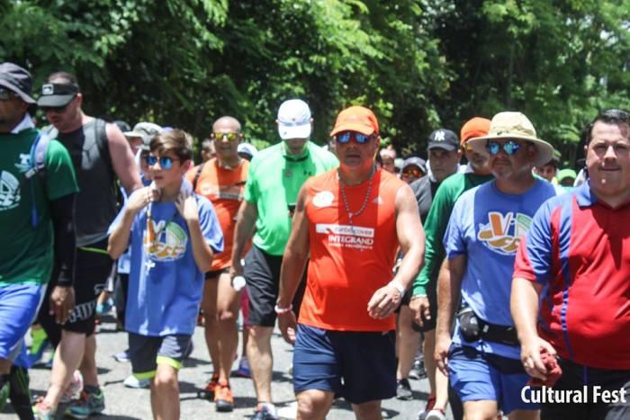 caminata raymond arrieta LUIGI 3