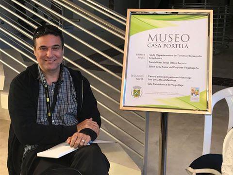 LUIS FREDDIE VAZQUES DIRECTOR DE TURISMO
