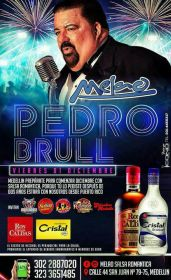 PEDRO BRULL EN MELAO COLOMBIA