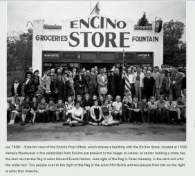 early encino 5