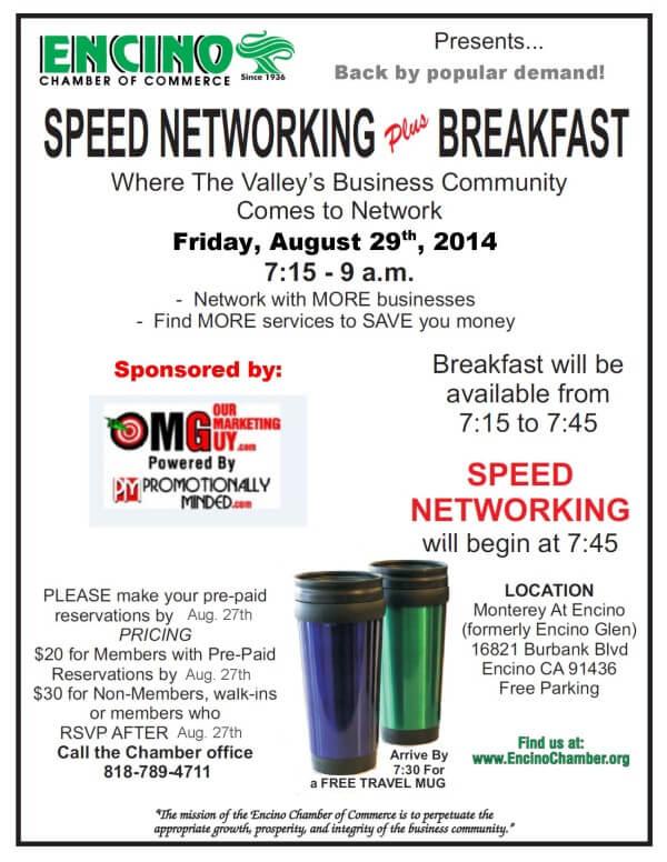 Speed NetPlus Breakfast