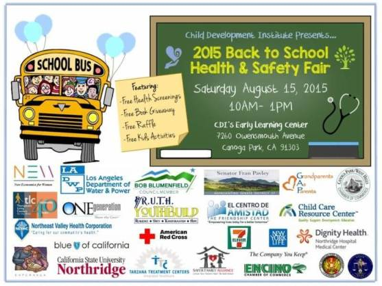 CDI back to school