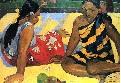 Mujeres en Taiti