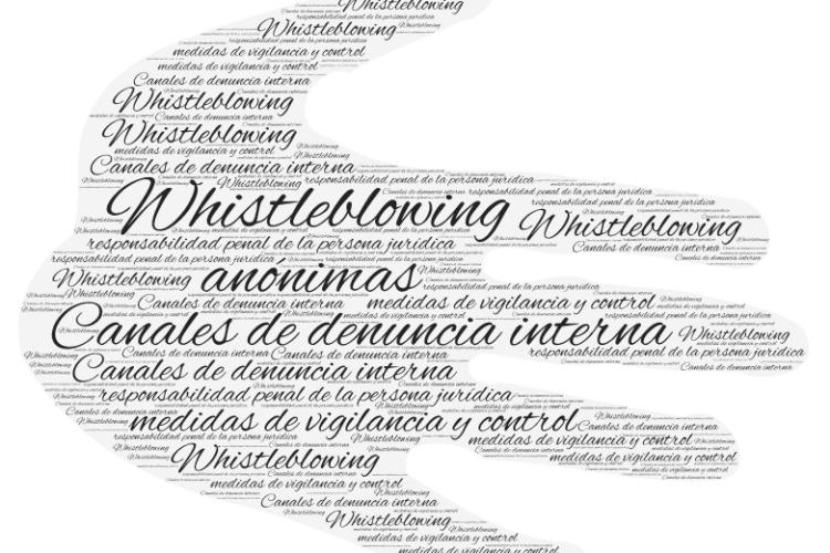 Whistleblowing o canales de denuncia interna