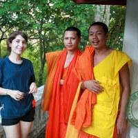 El joven monje que cambió los mantras por Justin Bieber