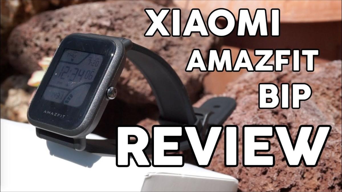 Xiaomi Amazfit Bip | Experiencia y Review