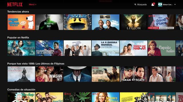 Netflix sube el precio de sus planes: Contenido de Netflix 2017
